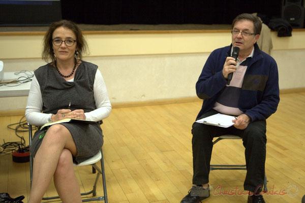 Mathilde Feld, Alain Darmian