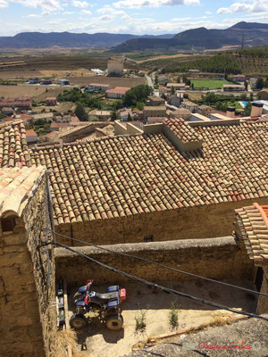"""""""Fenêtre sur cour"""" Aibar, Navarra"""