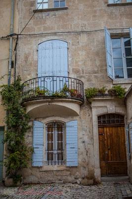61 Façade de maison, Arles