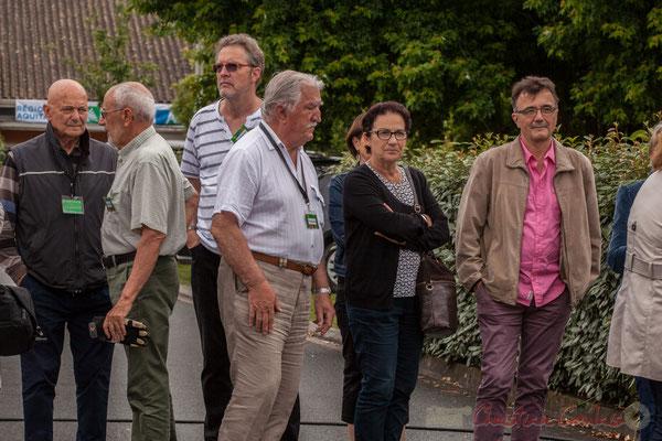 Bénévoles de l'association JAZZ360 et élu-es de Camblanes-et-Meynac, Quinsac, 10/06/2016