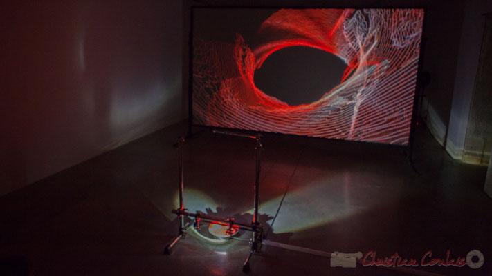 6 Frack. Sandra et Gaspard Bébié-Valérian, en coopération avec Thierry Guibert. Octobre numérique, Espace van Gogh, Arles