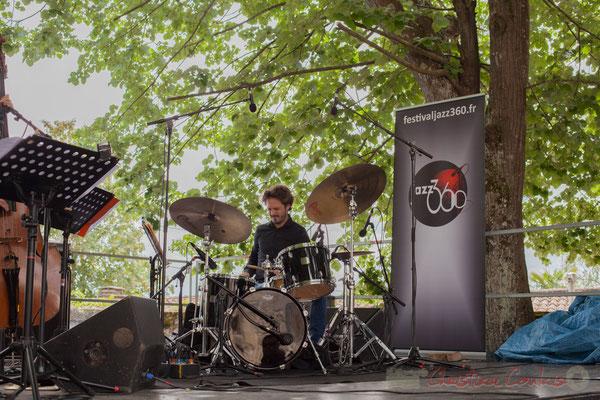 Eric Séva Quartet : Matthieu Chazarenc. Festival JAZZ360 2016, Camblanes-et-Meynac