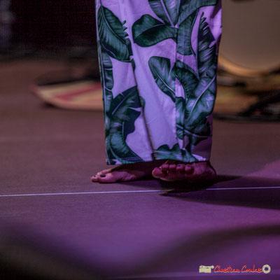 Mayomi Moreno; Mayomi Moreno Project. Festival JAZZ360 2018, Latresne. 10/06/2018