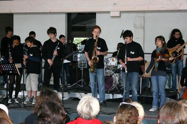 Big band du Collège de Monségur