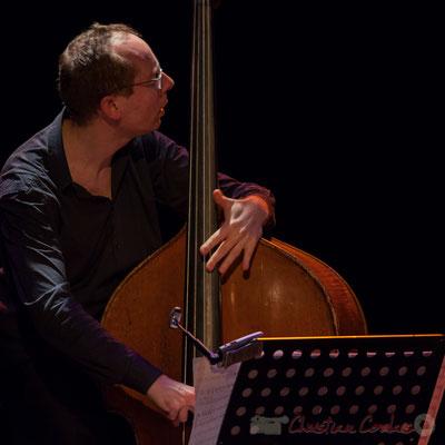 Yoni Zelnick, Géraldine Laurent Quartet. Festival JAZZ360, Cénac