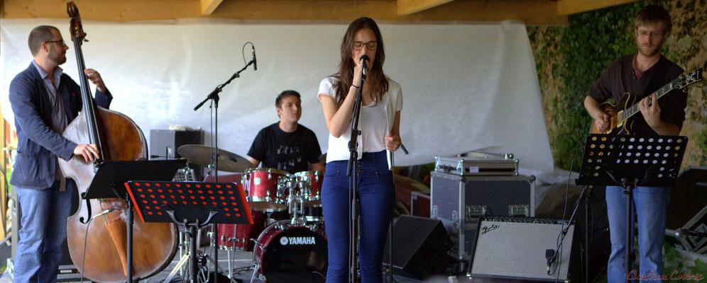 Festival JAZZ360, Aurélien Gaudy, Hugo Raducanu, Laure Sanchez, Clément Laval, HCL Trio feat Laure Sanchez, Quinsac