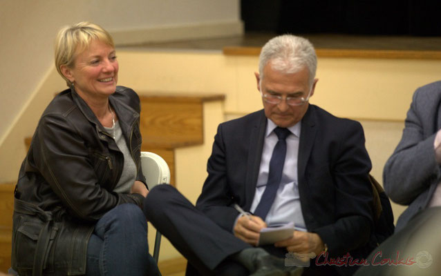 Nathalie Roca, Adjointe au Maire de Fargues-Saint-Hilaire