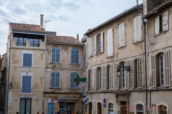 55 Plan de la cour, Arles