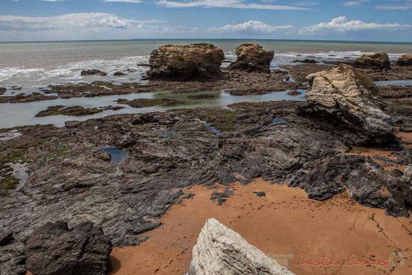 Les Cinq Pineaux, Corniche vendéenne, Vendée, Pays de la Loire