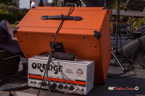 """Orange²"" Jujubees Swing Combo, Festival JAZZ360 2019, Cénac, samedi 8 juin 2019"