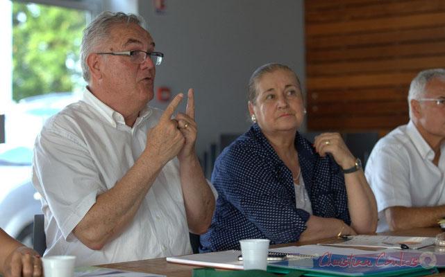 Jean-Marie Darmian, Martine Faure