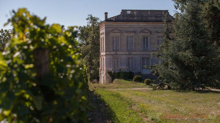 Château Lartigue les Cèdres, Croignon