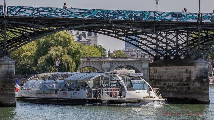 Le Pont des Arts, new look !