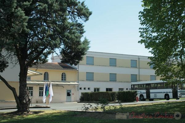 Internat du centre de formation aéronautique, Aérocampus Aquitaine, Latresne