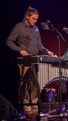 Félix Robin; Capucine Quartet, Soirée Cabaret JAZZ360, Cénac. Samedi 16 mars 2019