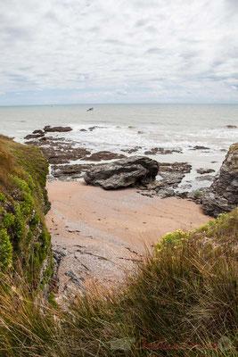 Anse du Fort, Corniche Vendéenne, Vendée, Pays de Loire