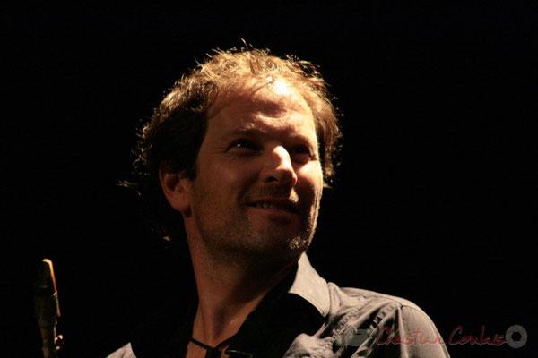 Frédéric Borey; Roger Biwandu Quintet, Festival JAZZ360, Cénac 03/06/2011
