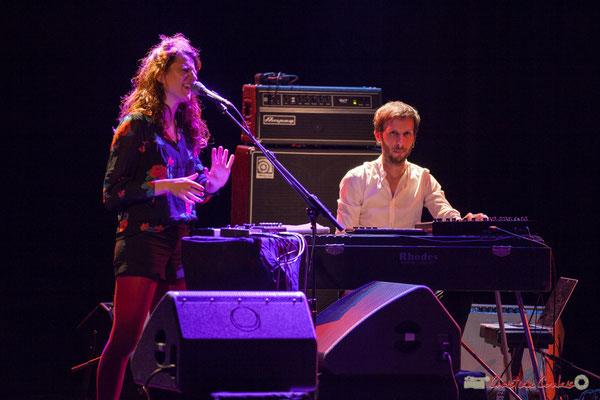 Leïla Martial, Tony Paeleman, Anne Paceo Circles, Festival JAZZ360, Cénac, 10/06/2017