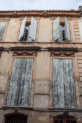 45 Façade de maison, Arles