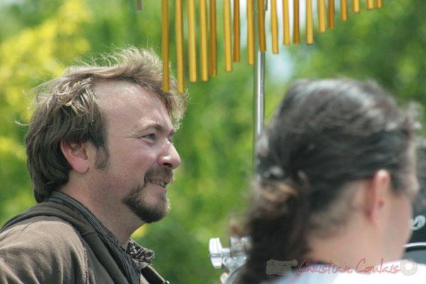 Olivier Pichon; MovieJazzProject, Festival JAZZ360 2010, château Lestange, Quinsac, 16/05/2010