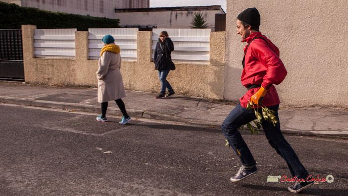 """Collin Hill """"Noël Folly"""" Regards en biais, Cie La Hurlante, Hors Jeu / En Jeu, Mérignac. Samedi 24 novembre 2018"""