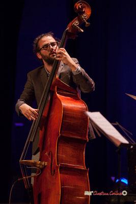 Louis Laville; Capucine Quartet, Soirée Cabaret JAZZ360, Cénac. Samedi 16 mars 2019