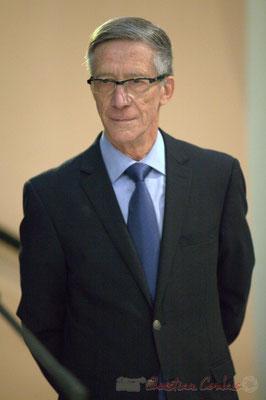 Gérard Pointet, ancien Maire de Cénac; Honorariat des anciens Maires de Cénac, vendredi 3 avril 2015