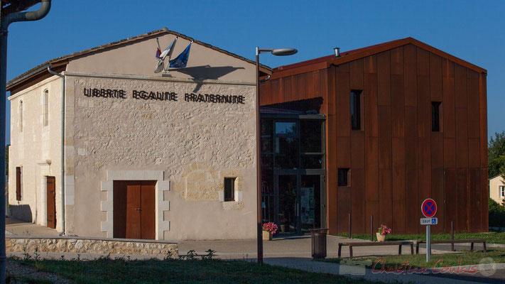 Maison de la Citoyenneté, Croignon