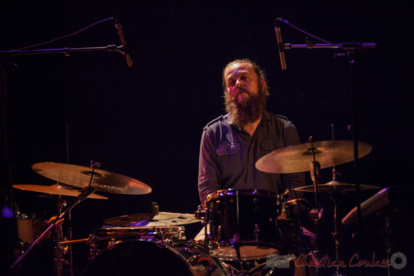 William Côté, Misc. Festival JAZZ360 2016, Cénac, 11/06/2016