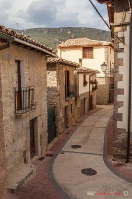 Rue de Liédena, Navarre / Calle de Liedena, Navarra