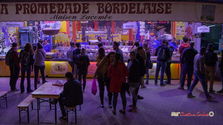 """""""Sur le pouce"""" Au fil des allées de la Foire aux plaisirs. Bordeaux, mercredi 17 octobre 2018"""