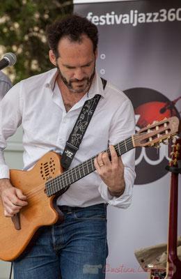 Jean Lassallette, Taldea Group, Festival JAZZ360 2016, Quinsac
