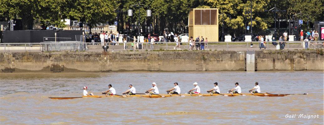 Bordeaux fête le fleuve par Gaël Moignot. Bordeaux, samedi 22 juin 2019