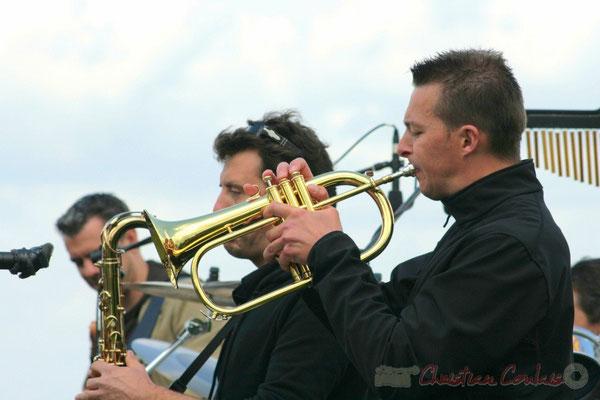 Pascal Saulière, trompette