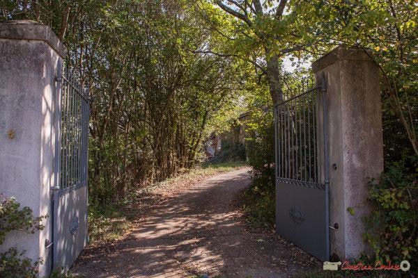 3 Autre propriété en lisière boisée. Avenue de Moutille, Cénac, Gironde. 16/11/2017