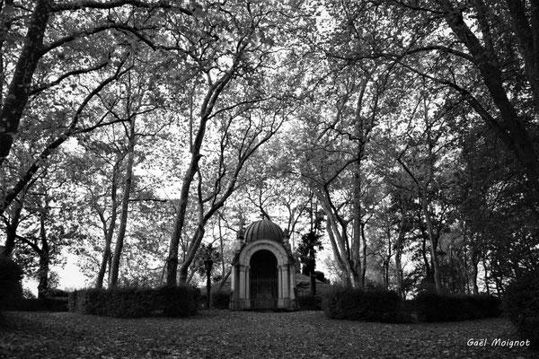 La chapelle du Saint-Sépulcre. 28/09/2019. Photographie © Gaël Moignot