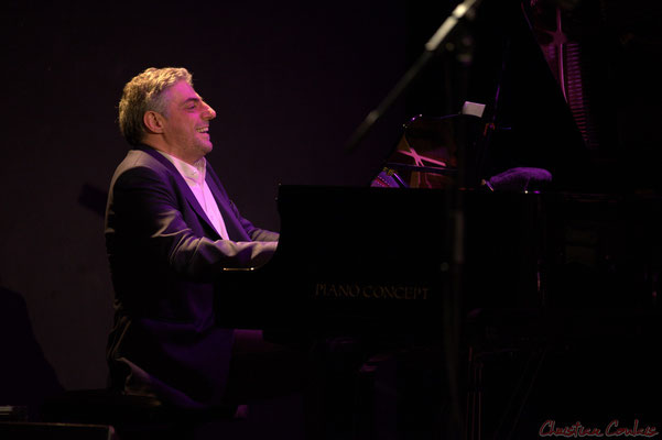 Festival JAZZ360, Giovanni Mirabassi, Christophe Laborde Quartet feat Giovanni Mirabassi, Cénac