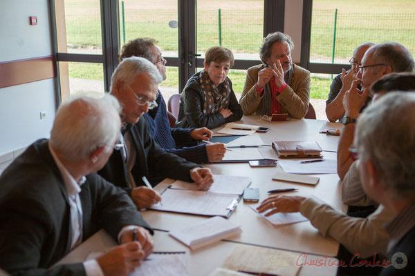 Réflexion sur les équipements structurants, Conseil consultatif citoyen du canton de Créon, Sadirac