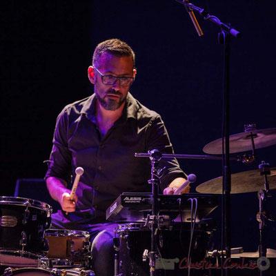 Nicolas Larmignat, Sylvain Rifflet Quartet, Festival JAZZ360 2016, Cénac, 10/06/2016
