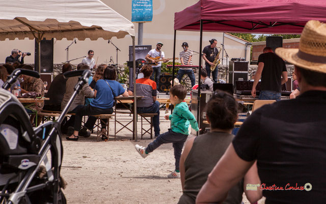 """On y danse, on y danse à grands pas"" The Protolites, Festival JAZZ360 2019, Quinsac. 09/06/2019"