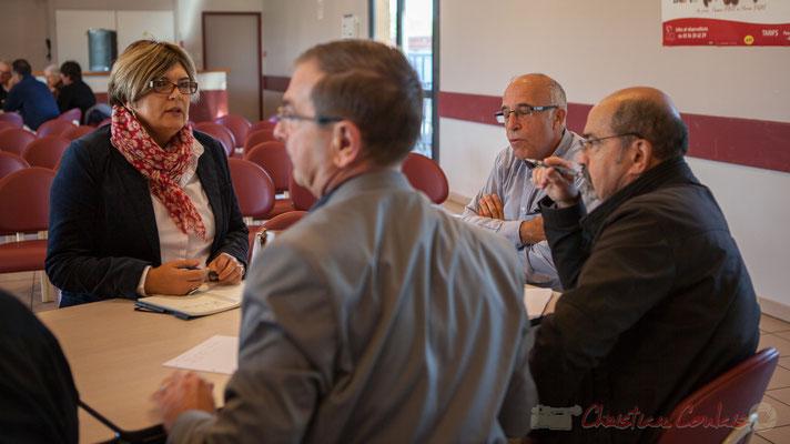 Réflexion sur l'économie, Conseil consultatif citoyen du canton de Créon, Sadirac