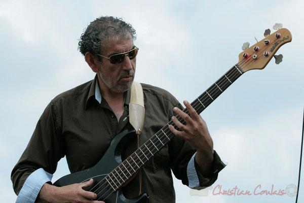 Philippe Bayle Trio; Iazid Ketfi. Festival JAZZ360, Quinsac. 05/06/2011