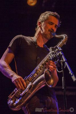 Sylvain Rifflet, Sylvain Rifflet Quartet, Festival JAZZ360 2016, Cénac