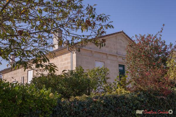 Ancienne école des filles, avenue de Moutille, Cénac, Gironde. 16/10/2017