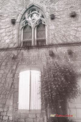 """""""Mystic"""" Cité médiévale de Saint-Macaire. 28/09/2019. Photographie © Christian Coulais"""