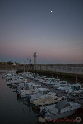 Port de plaisance, dans l'attente du Feu d'artifice du 14 juillet 2016, Saint-Gilles-Croix-de-Vie