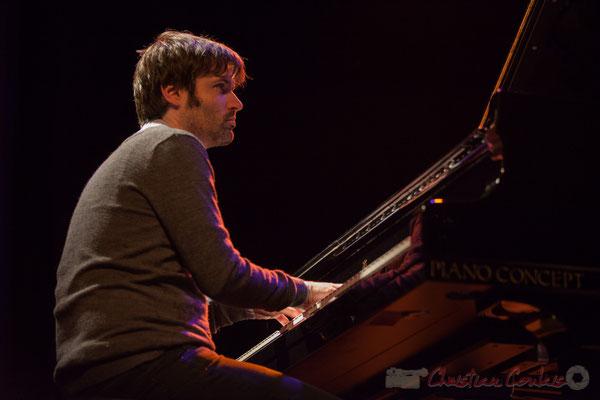 Paul Lay, Géraldine Laurent Quartet. Festival JAZZ360, Cénac