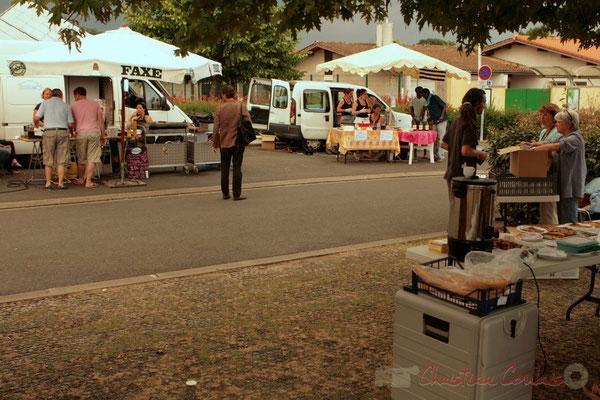Festival JAZZ360 2011, Cénac. 03/06/2011
