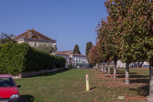 4 Avenue des côtes, Cénac, Gironde. 16/10/2017.