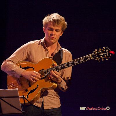 Thomas Gaucher; Capucine Quartet, Soirée Cabaret JAZZ360, Cénac. Samedi 16 mars 2019